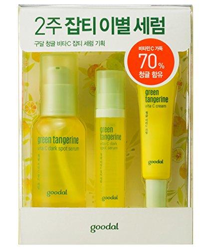GOODAL - Goodal Green Tangerine Vita C Dark Spot Serum 1.0 Ounce Yellow