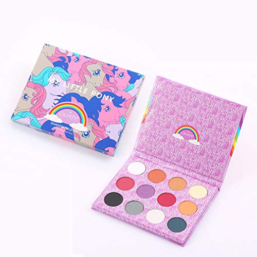 Colourpop ColourPop - Collection - My Little Pony (Pressed Powder Shadow Palette)