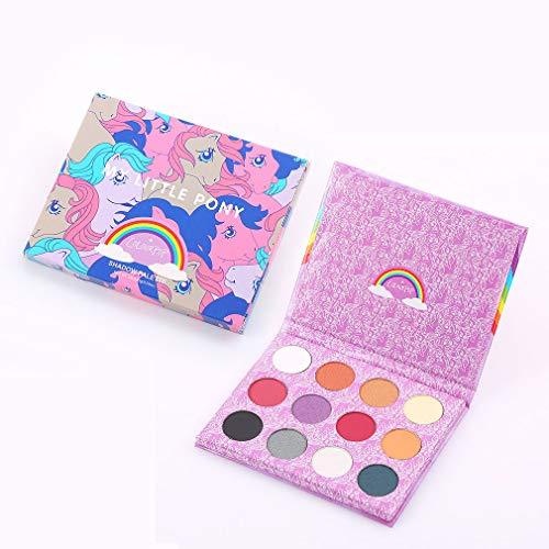 Colourpop - ColourPop - Collection - My Little Pony (Pressed Powder Shadow Palette)