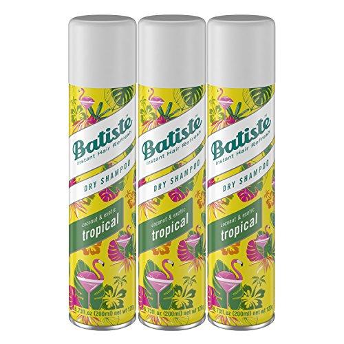 Batiste - Dry Shampoo, Tropical Fragrance