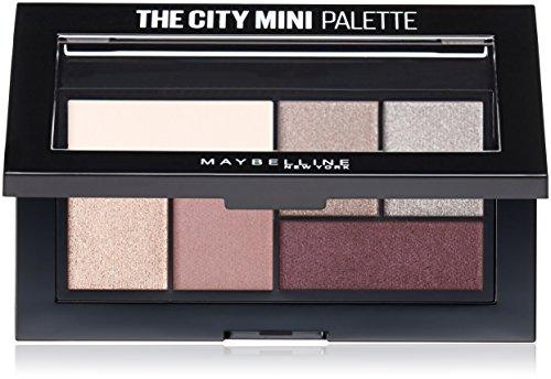 Maybelline New York - The City Mini Eyeshadow Palette, Chill Brunch