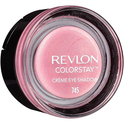Revlon - ColorStay Crème Eye Shadow, Cherry Blossom