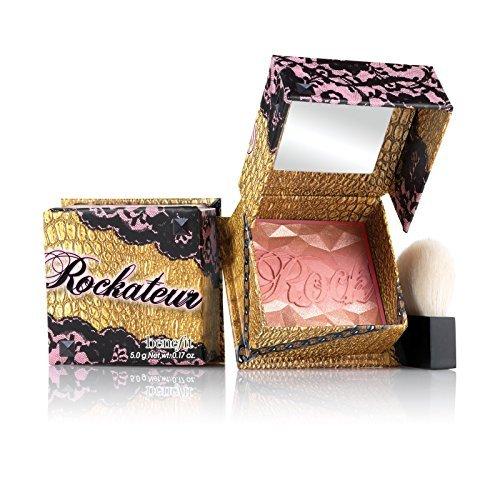 Benefit Cosmetics - Rockateur, Rose Gold Cheek Powder