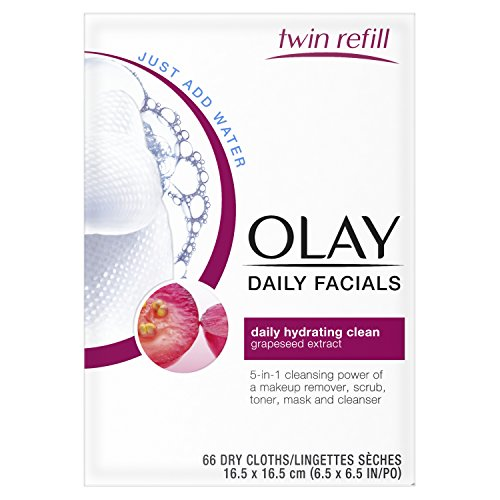 Olay Eye Makeup Remover Wipes
