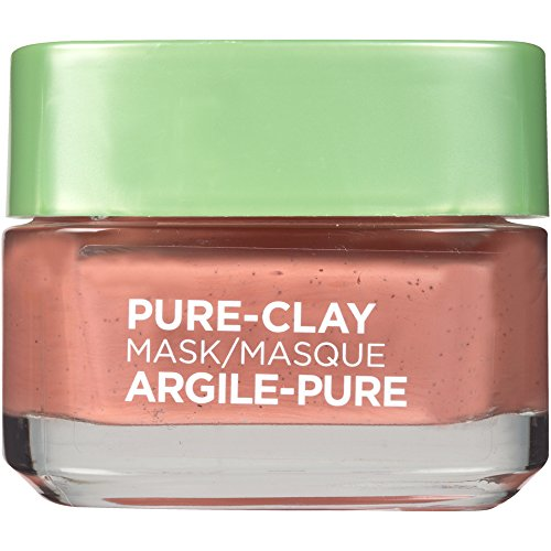 L'Oreal Paris Pure Clay Mask Exfoliate And Refine Pores