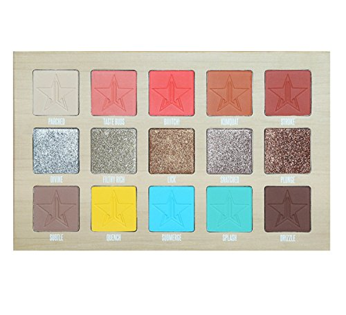Jeffree Star - Thirsty Eyeshadow Palette