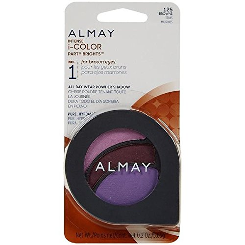 Almay - Alm Iclr Party Brghts For Size .20 O Almay Intense I-Color Party Brights For Browns .20oz