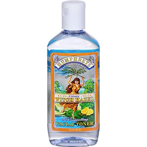 Humphrey's Homeopathic Remedies - Citrus Witch Hazel