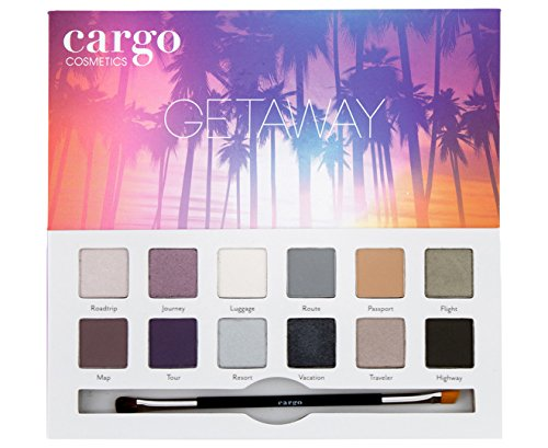 Cargo Eyeshadow Palette, Getaway