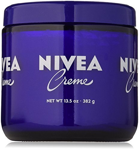 Nivea Body Creme Glass Jar