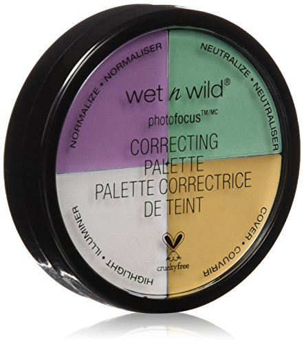 Wet & Wild - Coverall Correcting Palette