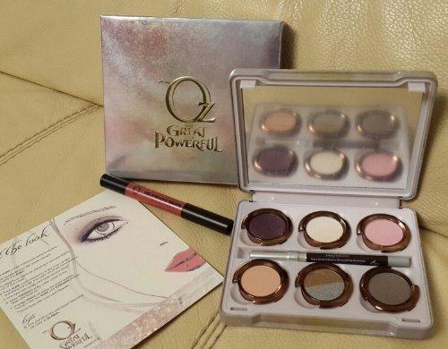 PrettyInTrend - PrettyInTrend NK The Glinda and The Theodora Palette 6 Color Eyeshadow With Eyeiner and Lipstick Pencil Eyeshadow Palette Makeup
