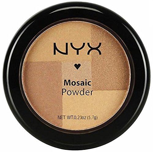 NYX - Professional Makeup Mosaic Blush Powder, Truth