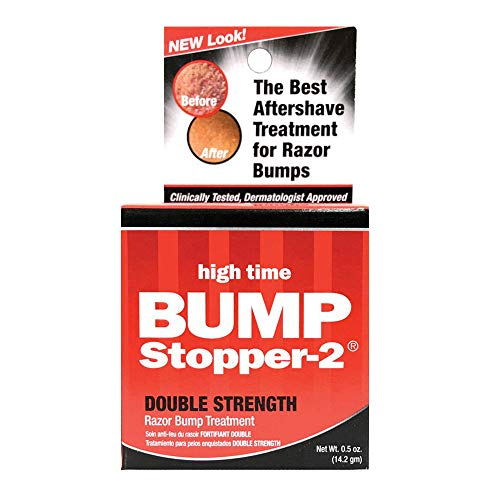High Time - High Time Bump Stopper-2 0.5 Ounce Double Strength Treatment (14ml) (3 Pack)