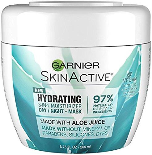 Garnier - SkinActive Hydrating 3-in-1 Moisturizer Aloe Juice