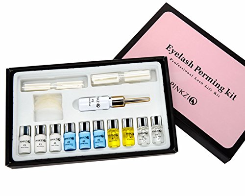 PINKZIO - Premium Eyelash Perm Kit Full Eyelash Lift Kit