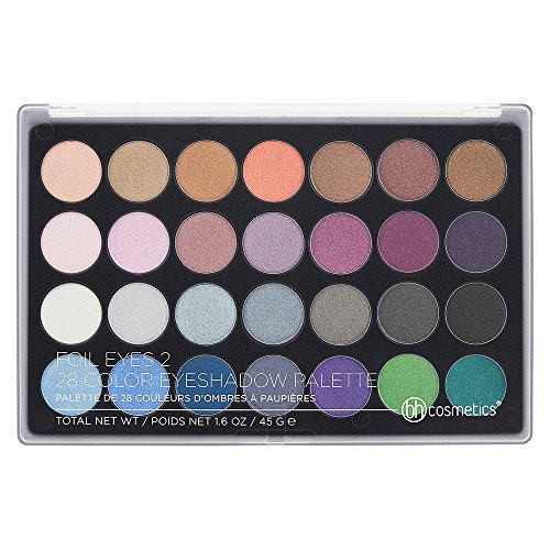 BHCosmetics - Eyeshadow Palette, 28 Color, Foil Eyes 2