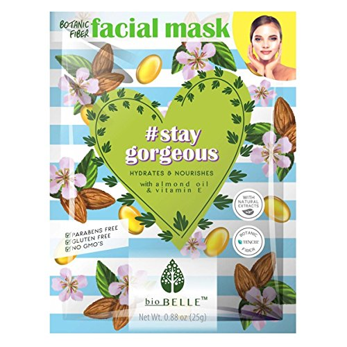Biobelle - #staygorgeous Face Mask
