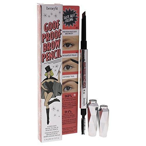 Benefit Cosmetics - Benefit Goof Proof Brow Pencil, Medium, 0.01 Ounce