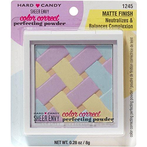 Hard Candy - Sheer Envy Color Correct Perfecting Powder