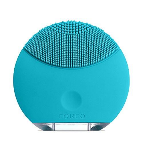 FOREO - FOREO LUNA mini Silicone Face Brush with Facial Cleansing for All Skin Types