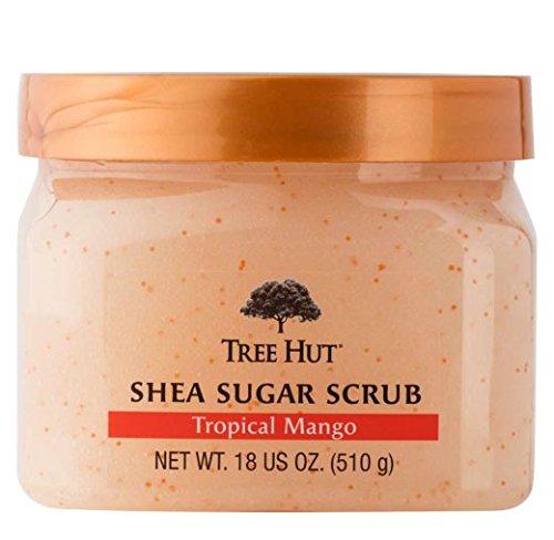 Tree Hut - Shea Sugar Scrub, Tropical Mango