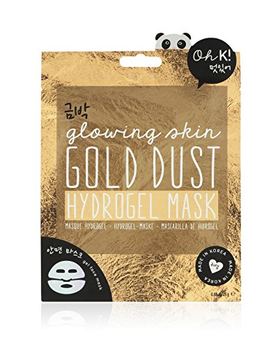Oh K! - Oh K! Korean Glowing Skin Gold Dust Hydrogel Face Mask