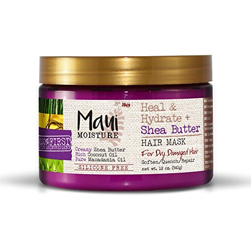 Maui Moisture Heal and Hydrate Shea Butter Hair Mask