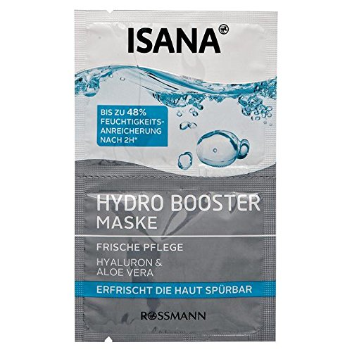 ISANA - ISANA Hydro Booster Mask - Pack of 10 (10 x 2 x 8 mL for 20 Applications)