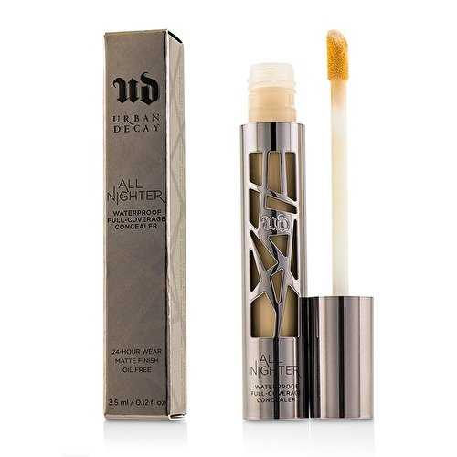 URBAN DECAY - Urban Decay All Nighter Waterproof Full Coverage Concealer, Fair, 0.12 Ounce