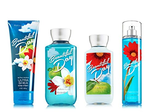 Bath and Body Works - Beautiful Day Gift Set