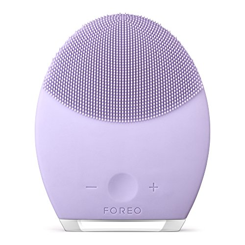 FOREO FOREO LUNA 2 Personalized Facial Cleansing Brush and Anti-Aging Facial Massager for Sensitive Skin