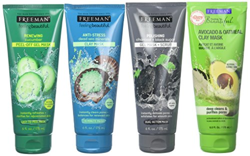 Freeman - Facial Mask Variety Set