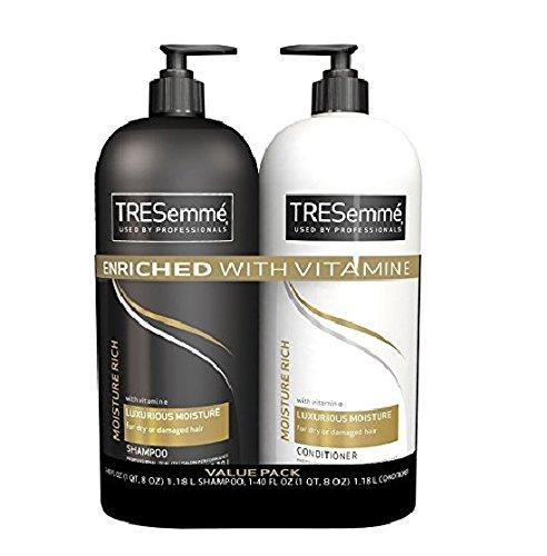 TRESemme - Moisture Rich Luxurious Shampoo & Conditioner