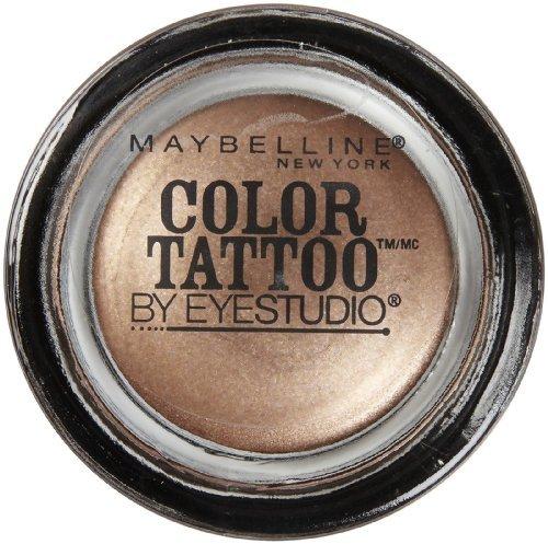 Maybelline New York - Eye Studio Color Tattoo, Bad To The Bronze