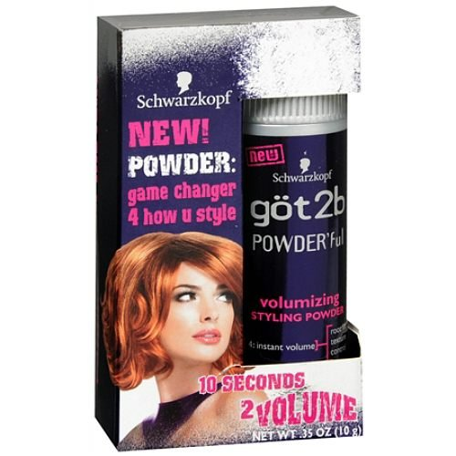 Got2B - Got 2B Powder'Ful Volumizing Style Powder 0.35 oz (2 Pack)