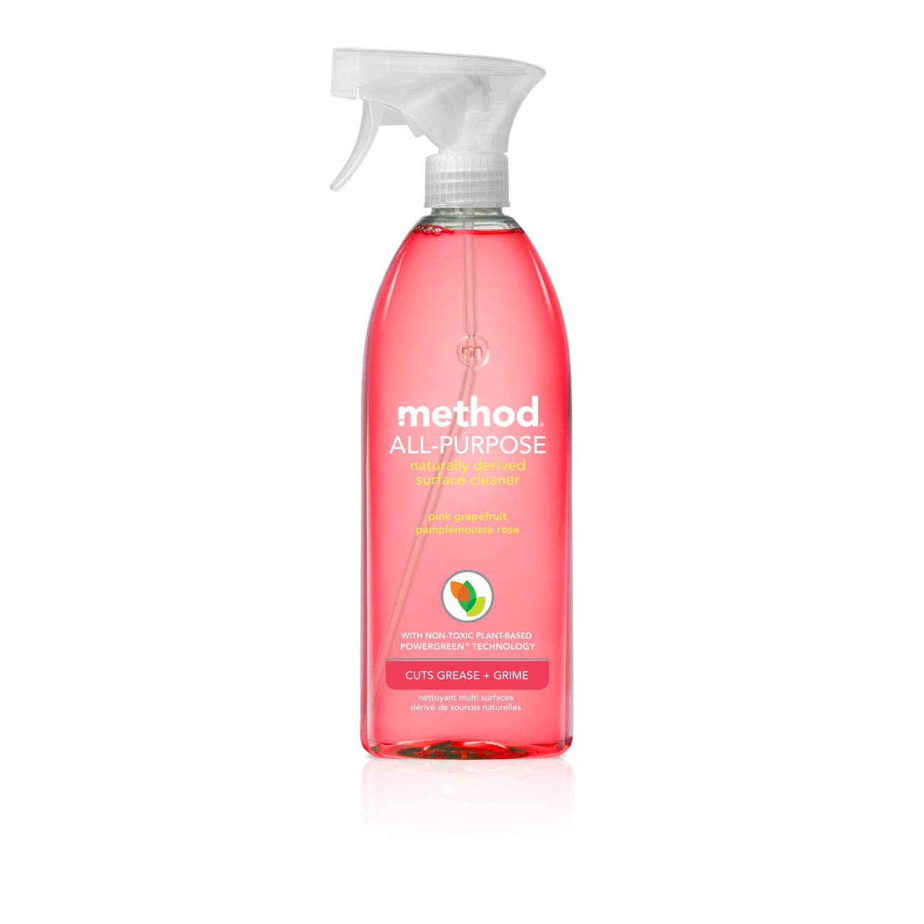 null - Method All-Purpose Cleaner, Pink Grapefruit, 28 Ounce