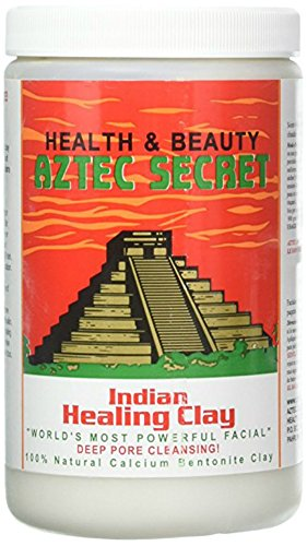 null - Aztec Secret Indian Healing Clay Deep Pore Cleansing, 2 Pound (12-Pack)