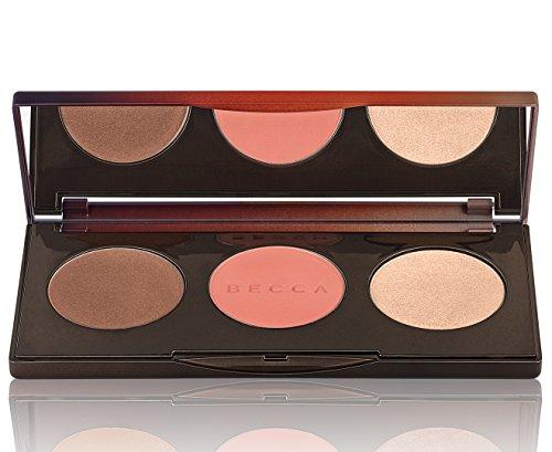 Becca - Sunchaser Palette - Bronze, Blush & Highlight