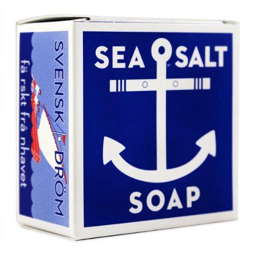 Swedish Dream - Swedish Dream Sea Salt Soap, 4.3 oz