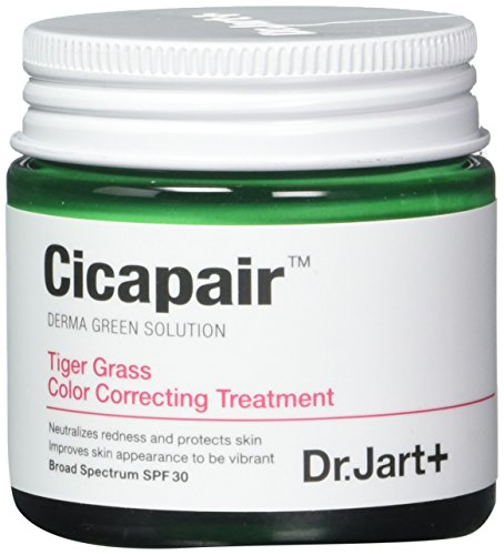 Dr. Jart - Cicapair Tiger Grass Color Correcting Treatment SPF 30