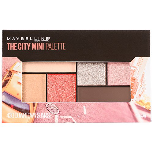 Maybelline - The City Mini Eyeshadow Palette, Downtown Sunrise