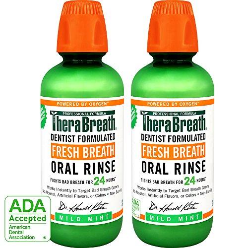 TheraBreath - Fresh Breath Oral Rinse