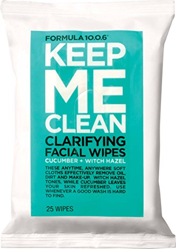 Formula Ten-O-Six - Keep Me Clean Facial Wipes