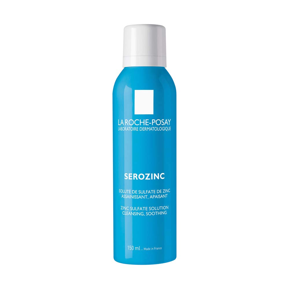 La Roche-Posay Serozinc Face Toner for Oily Skin with Zinc
