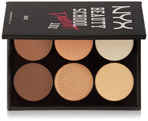 NYX - NYX PROFESSIONAL MAKEUP Beauty School Dropout 101, Nude, 0.35 Ounce