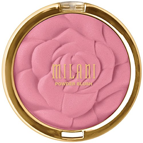 Milani - Milani Rose Powder Blush, Tea Rose 0.60 oz (Pack of 8)