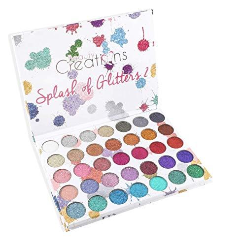 Beauty Creations - Beauty Creations Cosmetics Splash Of Glitters Palette #2
