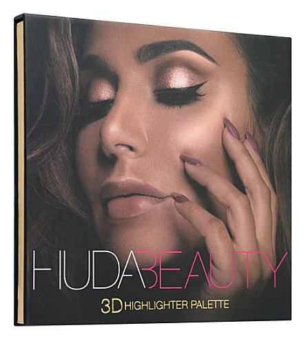Huda Beauty - Golden Sands 3D Highlighter Palette