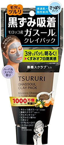BCL - BCL Tsururi Ghassoul Facial Pack